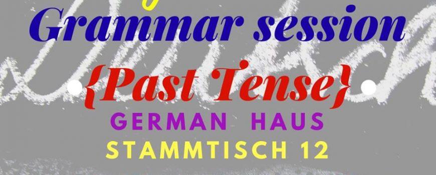 B2 Grammar Topics German